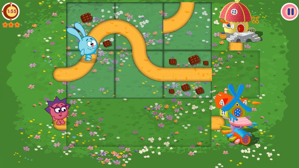 Скачать игру Смешарики: Сладкая Жизнь v 1.0.4 (Мод ...